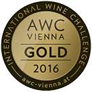 Goldmedaille AWC Vienna 2016