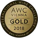 Goldmedaille AWC Vienna 2018
