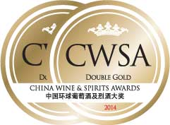 Double Gold Medal CWSA 2014