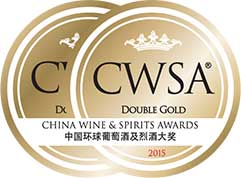 Double Gold Medal CWSA 2015
