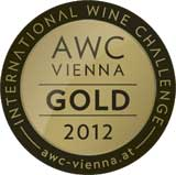 Goldmedaille AWC Vienna 2012