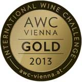 Goldmedaille AWC Vienna 2013