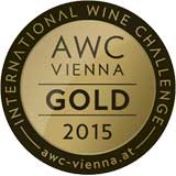 Goldmedaille AWC Vienna 2015