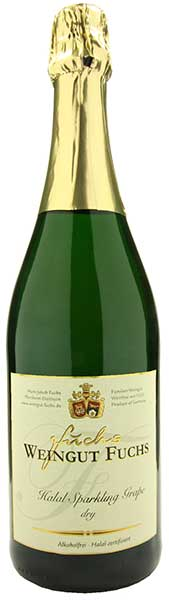 Halal Sparkling Grape Dry – non-alcoholic sparkling soft drink made of fresh verjuice