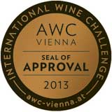 Seal of Approval AWC Vienna 2013