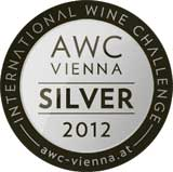 Silver Medal AWC Vienna 2012