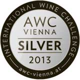 Silver Medal AWC Vienna 2013