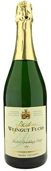 Halal Sparkling Grape dry